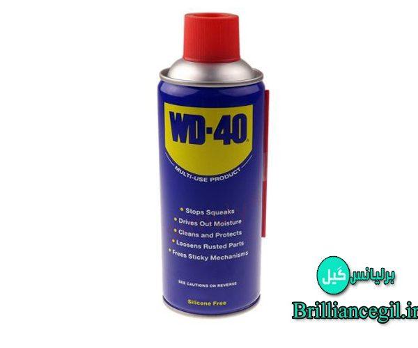 اسپری روان کننده WD40(ساخت ایران)