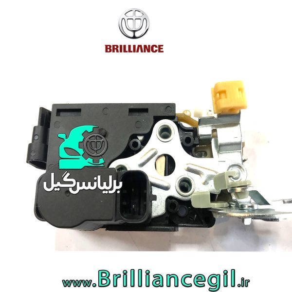 قفل و پمپ درب برلیانس H230